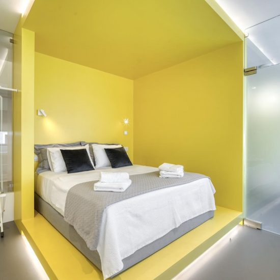 luxury apartments athens - Athens Color Cube Luxury Apartments