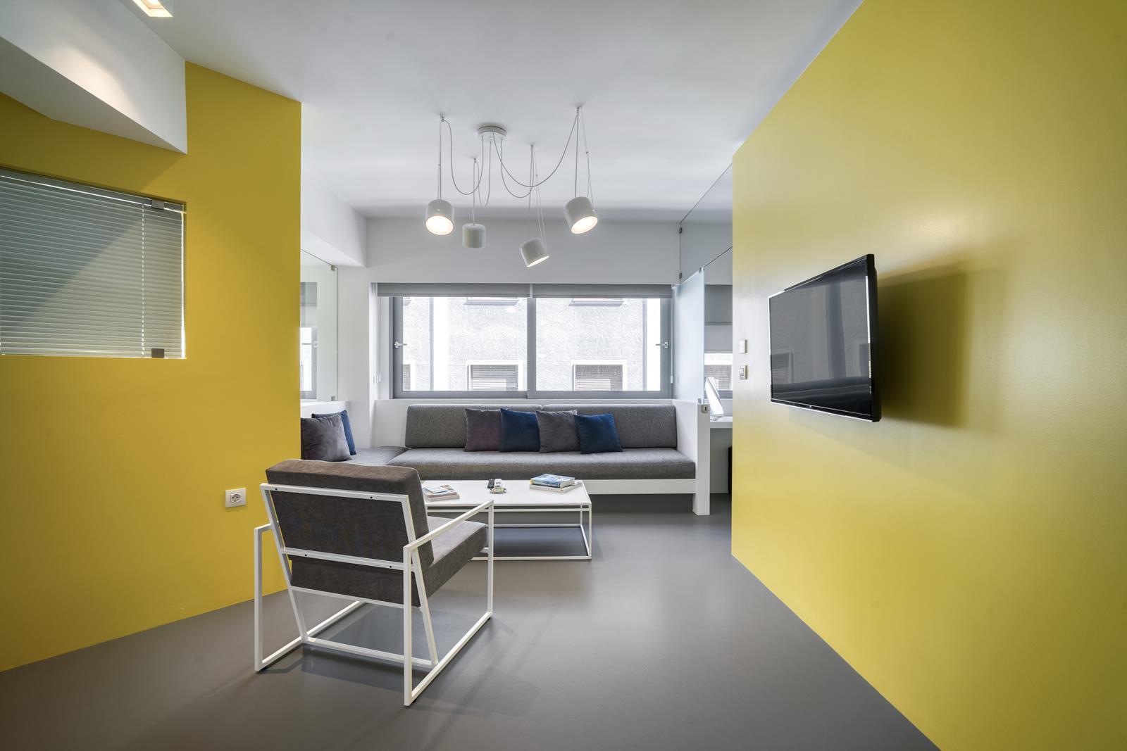 αθηνα κεντρο διαμονη - Athens Color Cube Luxury Apartments