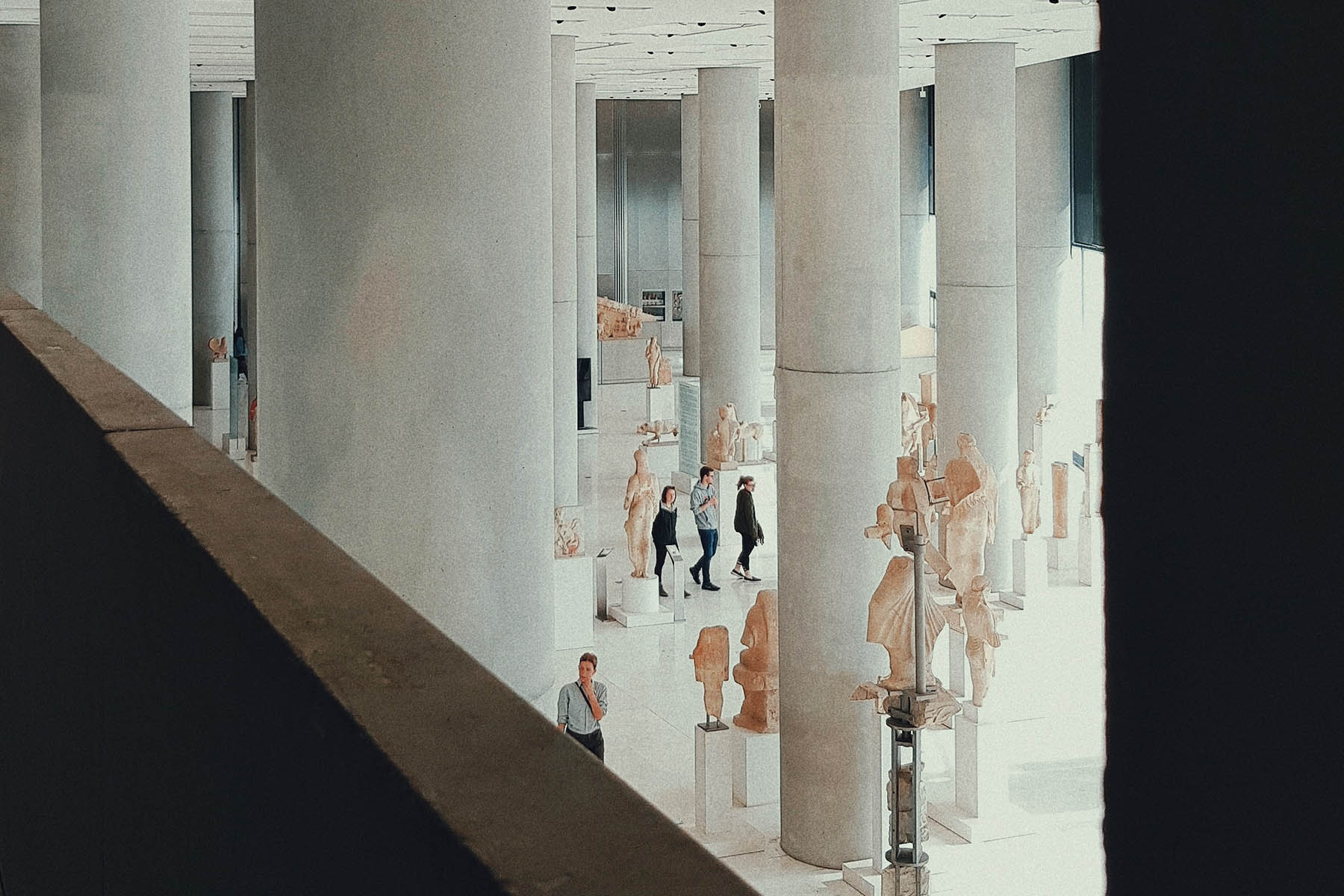 athens acropolis museum - Athens Color Cube Luxury Apartments