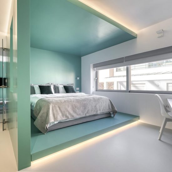 athens luxury apartments - Athens Color Cube Luxury Apartments