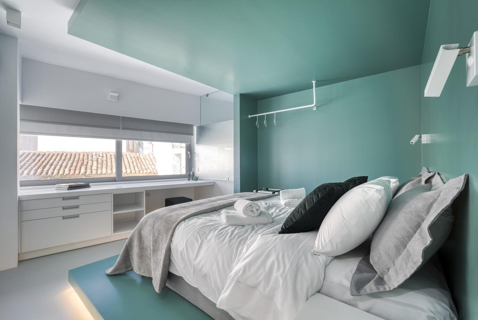 διαμερισματα αθηνα κεντρο - Athens Color Cube Luxury Apartments