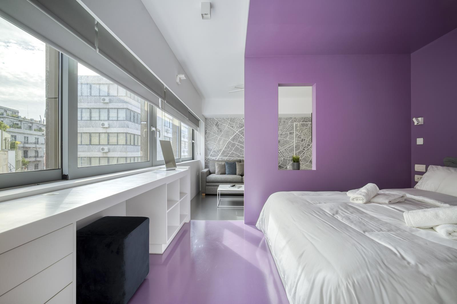 κεντρο αθηνα διαμονη - Athens Color Cube Luxury Apartments
