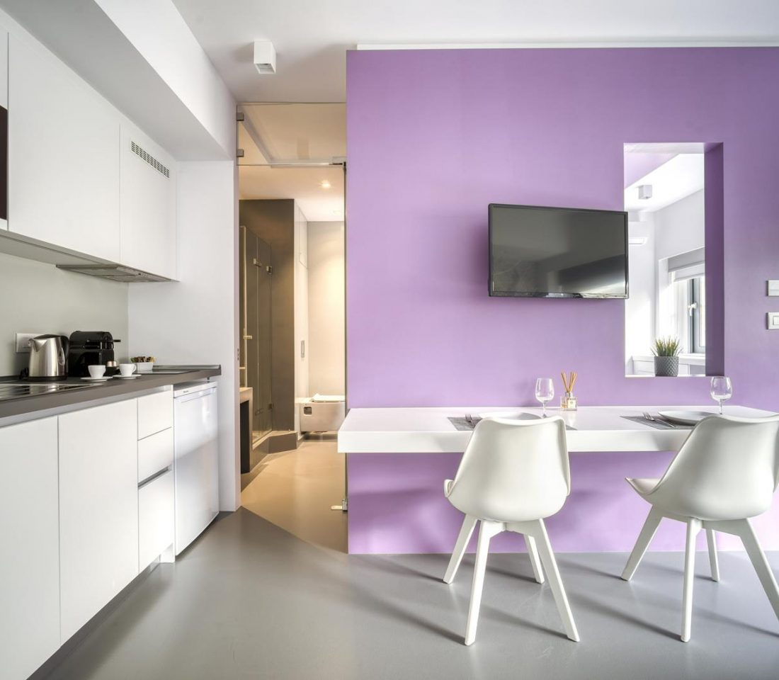 athens center accommodation - Athens Color Cube Luxury Apartments