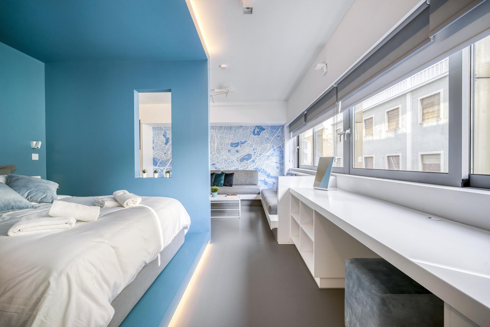 διαμονη στην αθηνα - Athens Color Cube Luxury Apartments